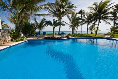 7 Seas Vacation Rental Condos in South Akumal Mexico