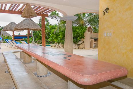 Brisa Caribe Puerto Aventuras Mexico vacation rental villa