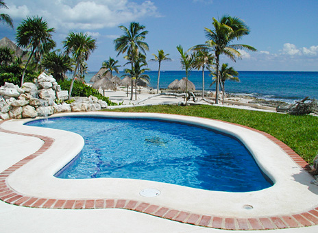 Brisa Caribe is a Vacation Rental Villa in Puerto Aventuras on the Riviera Maya