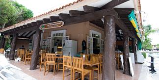 Restaurant Puerto Aventuras, Mexico