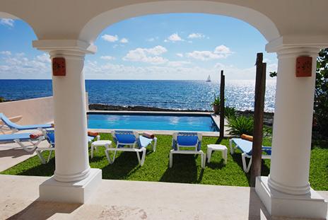 Villa Casablanca Is A Puerto Aventuras Vacation Rental Villa On The Riviera  Maya