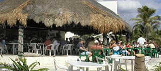 Restaurant Tankah, Mexico