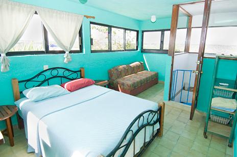 bedroom Casa del Sol Akumal vacation rental villa