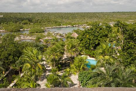 Yal Ku Lagoon, Akumal Mexico