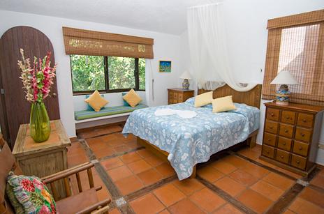 Bedroom 4 at Casa Cielo South Akumal