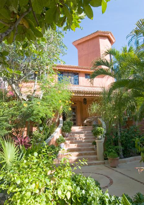 Casa de Cielo is a 4 BR vacation rental villa on the Riviera Maya
