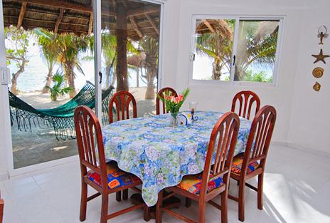 Villa Tres Delfines luxury villa on Soliman Bay, Riviera Maya, Mexico
