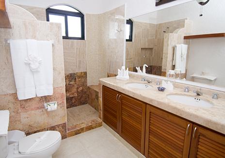 Bathroom Casa Dena Tankah vacation rental