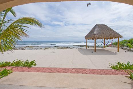 Beach Casa Dena Tankah vacation rental