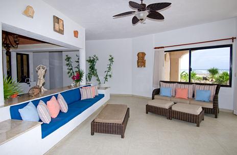 Living room Casa Dena Tankah vacation rental