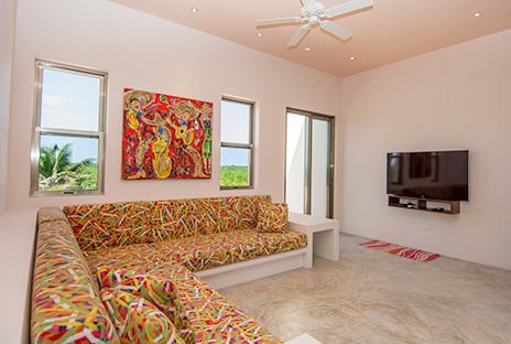 Villa Fantasea TV room