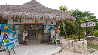 Art Gallery Akumal, Mexico