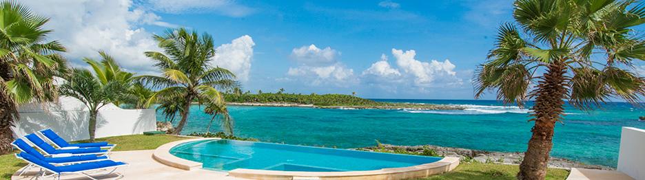 View from Villa Gauguin