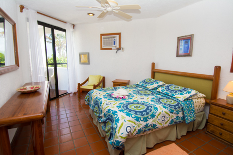 Third bedroom of Villa Italiano vacation rental villa in Aventuras Akumal on the Riviera Maya