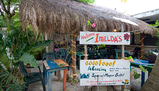Imeldas Restaurant Akumal Mexico