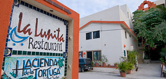 La Lunita Akumal Mexico
