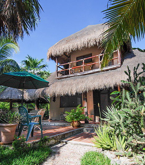 Villa Leona Soliman Bay Mexico vacation rental