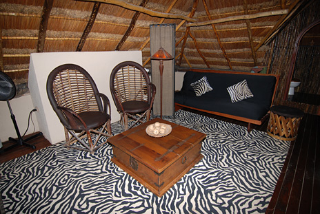 Villa Leona vacation beach bungalow on Soliman Bay, Riviera Maya, Mexico