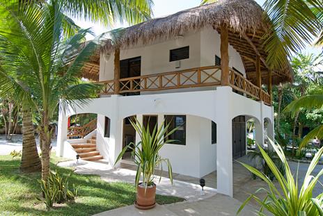 Casa Magica Casita vacation villa on Jade Bay
