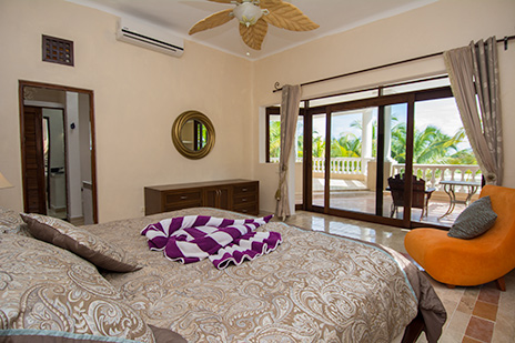 BR 2 Villa Marcaribe vacation rental villa on Soliman Bay south of Akumal