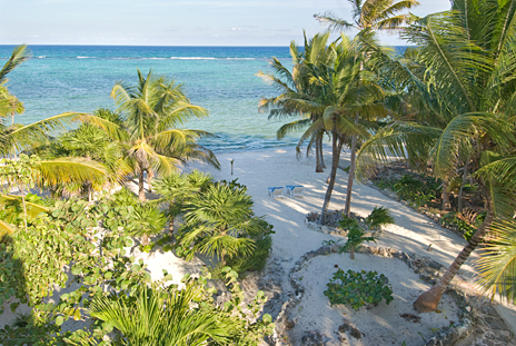 Beach Mayamor Akumal vacation rental