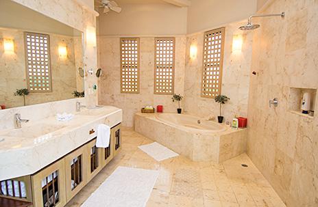 Casa Moto master bath