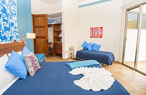 Casa Moto bedroom 3