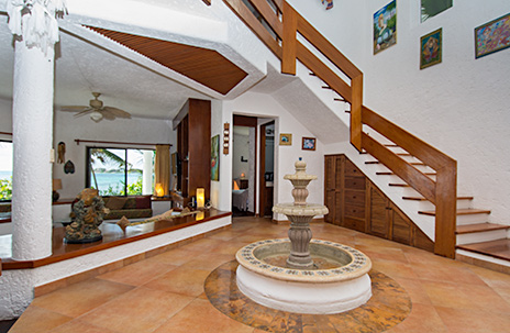 Villa Nah Hah Akumal vacation rental villa on Riviera Maya