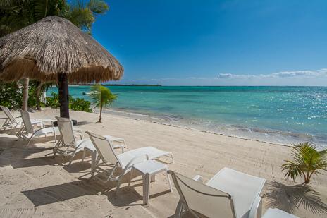 Villa Palmeras Soliman 3 4 B R Beachfront Vacation Rental Villa On