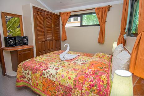 Bedroom #4 at Casa Palmeras Soliman vacation rental home