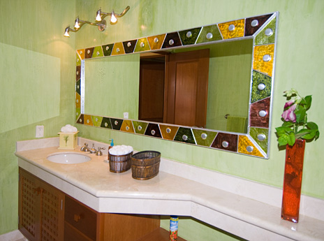 second bathroom at villa palmilla vacation rental villa