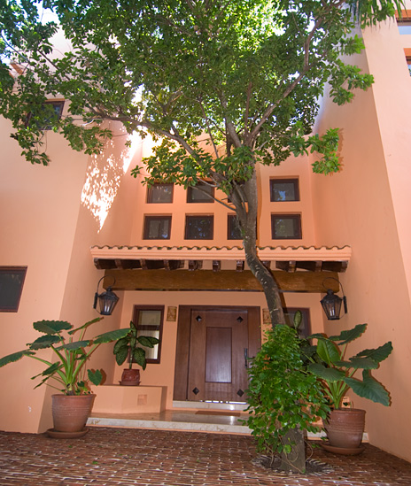 Villa Palmilla 3 BR Akumal luxury vacation rental villa on Riviera Maya