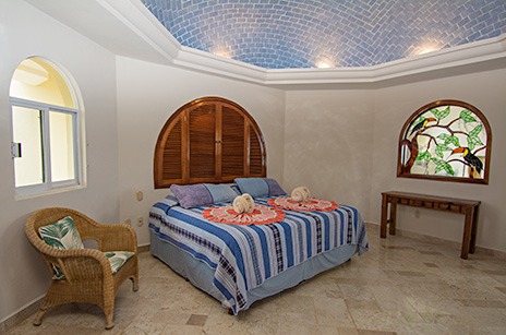 Villa Paloma bedroom 3
