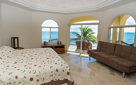 Villa Paloma bedroom