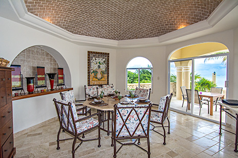 Villa Paloma luxury vacation rental villa near Akumal  Mexico