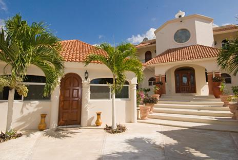 Villa Paloma luxury vacation rental villa