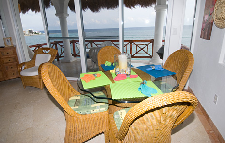 Playa Caribe Condo 11 Akumal Mexico
