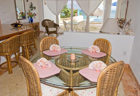 Dining room Playa Caribe 3