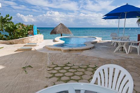 Playa Caribe condo Akumal Mexico