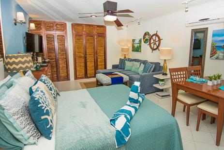 Casita Annette 1 BR at Playa Caribe Akumal Vacation Rental Condos