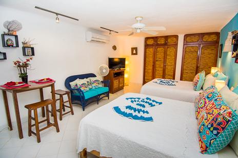 Casita Maria 1 BR at Playa Caribe Akumal Vacation Rental Condos