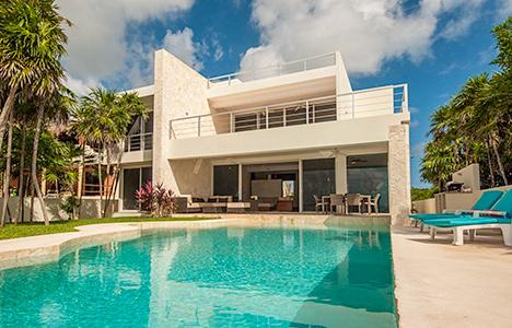 Villa Pelagia vacation rental home on tankah bay