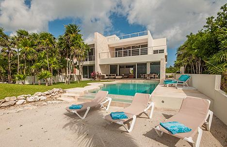 Villa Pelagia vacation rental villa, riviera maya, mexico