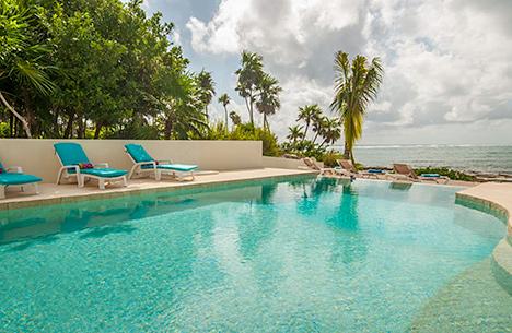 Pelagia pool, vacation rental home on tankah bay