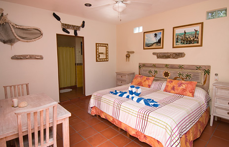 Bedroom #7 at Casa Salvaje Akumal Aventuras vacation rental villa