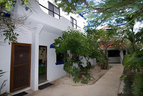 Casita at Casa Salvaje Akumal Aventuras vacation rental villa