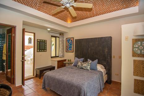 Bedroom #5 at Casa San Francisco vacation rental villa in South Akumal