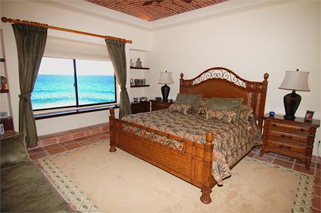 Bedroom  #2  at Solymar vacation rental villa in Akumal, Mexico