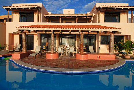 Solymar luxury vacation rental villa in Akumal on the Riviera Maya, Mexico