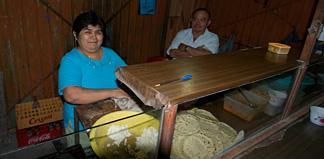 Sopes Lady, Akumal Mexico